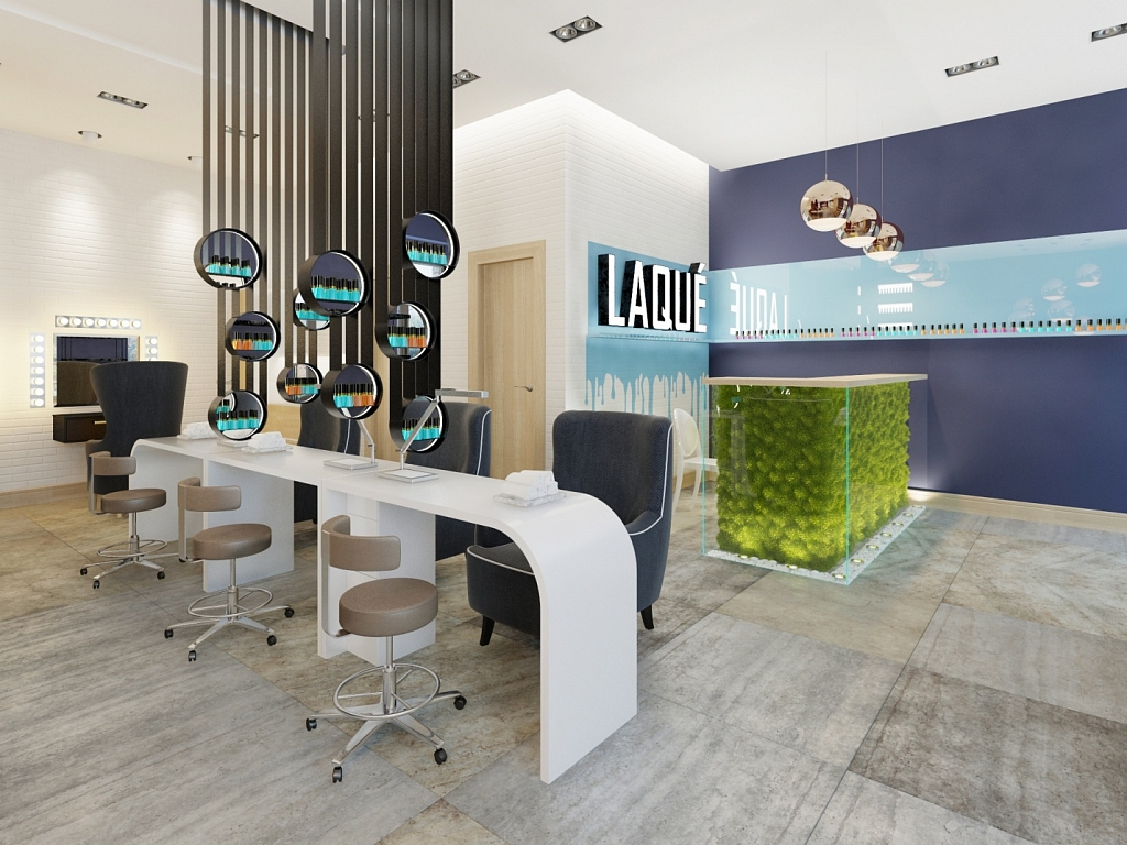 Салон LAQUE NAIL LOUNGE
